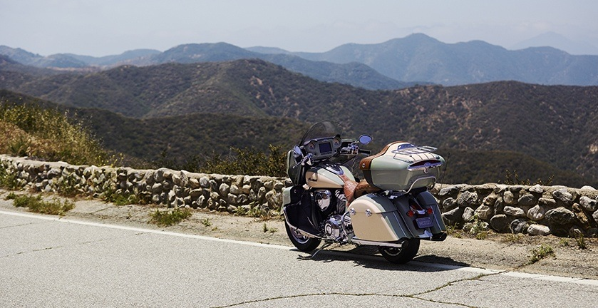 2017 Indian Roadmaster® in San Jose, California