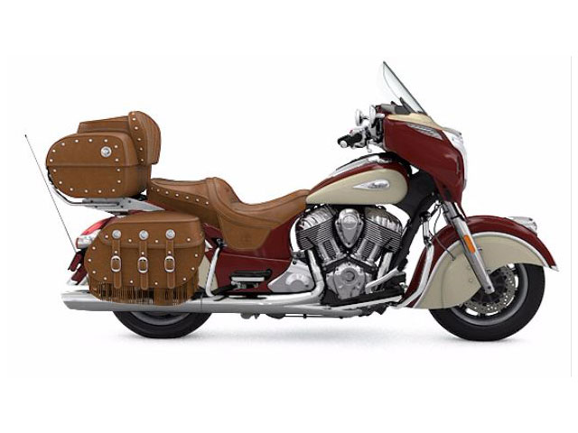 2017 Indian Roadmaster® Classic in Saint Clairsville, Ohio