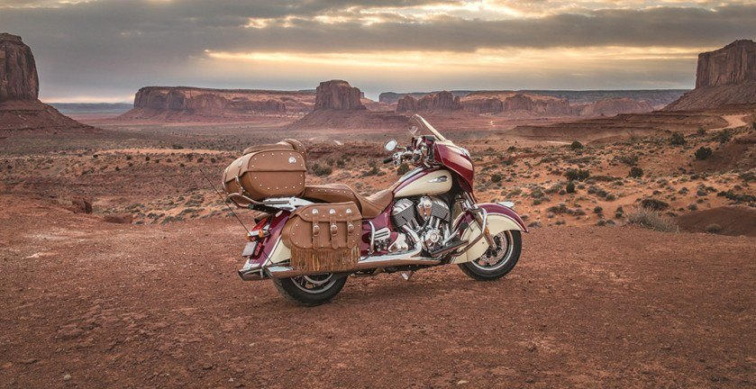 2017 Indian Roadmaster® Classic in Idaho Falls, Idaho