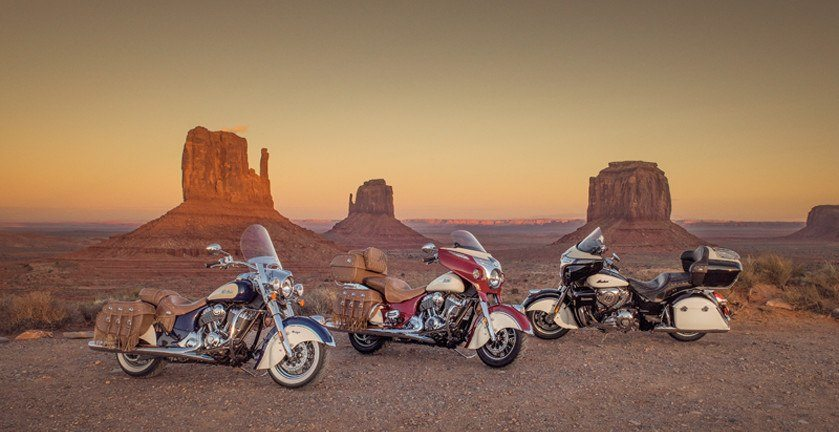 2017 Indian Roadmaster® Classic in Norman, Oklahoma