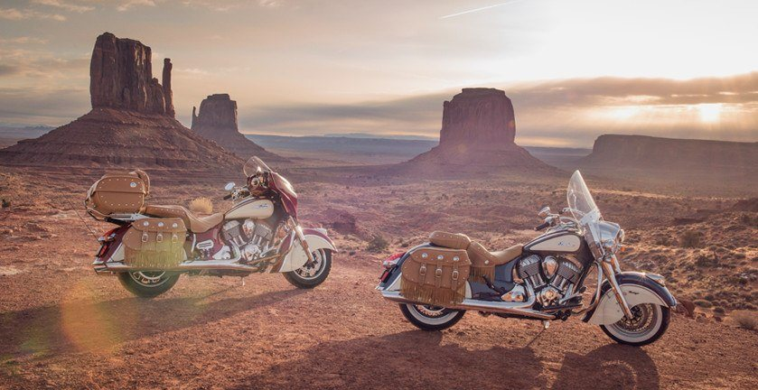 2017 Indian Roadmaster® Classic in Westfield, Massachusetts