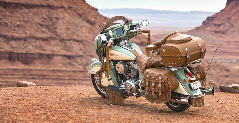 2017 Indian Roadmaster® Classic in Lowell, North Carolina