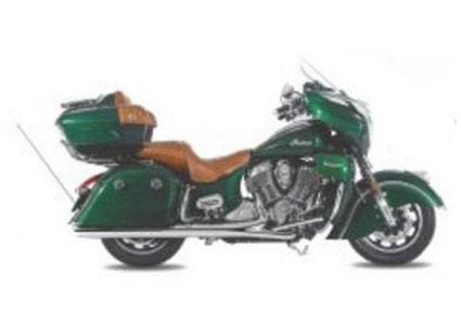 2017 Indian Roadmaster® Icon Series in Caledonia, Michigan