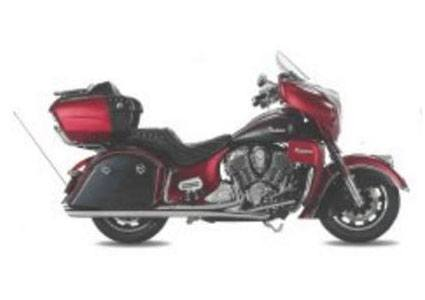 2017 Indian Roadmaster® Icon Series in Wayne, New Jersey