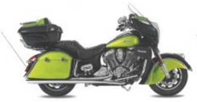2017 Indian Roadmaster® Icon Series in Dublin, California