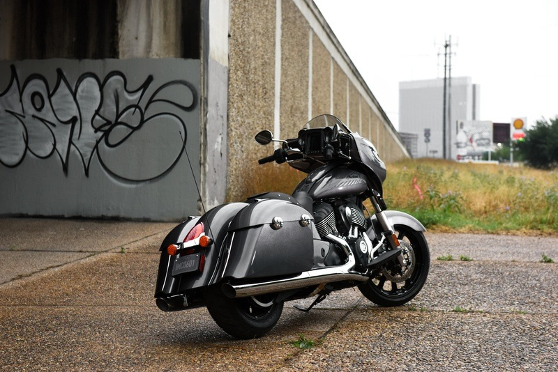 2018 Indian Chieftain® ABS in Saint Clairsville, Ohio