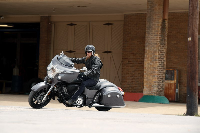 2018 Indian Chieftain® ABS in Fort Worth, Texas