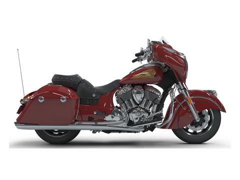 2018 Indian Chieftain® Classic in Dansville, New York