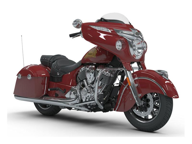New In Elkhart 2018 Chieftain® Classic Indian Motorcycles 8nPkwNXZ0O