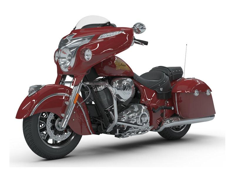 2018 Indian Chieftain® Classic in Saint Paul, Minnesota