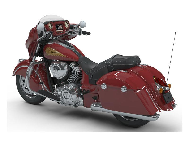 2018 Indian Chieftain® Classic in Panama City Beach, Florida
