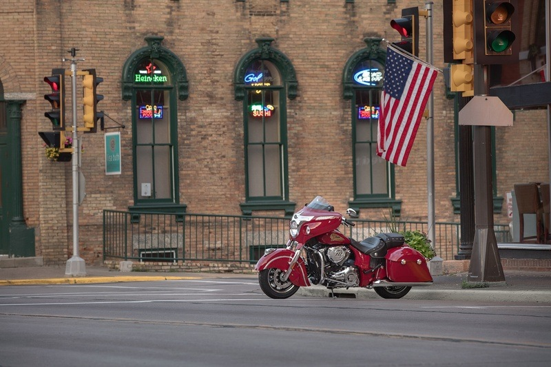 2018 Indian Chieftain® Classic in Saint Clairsville, Ohio