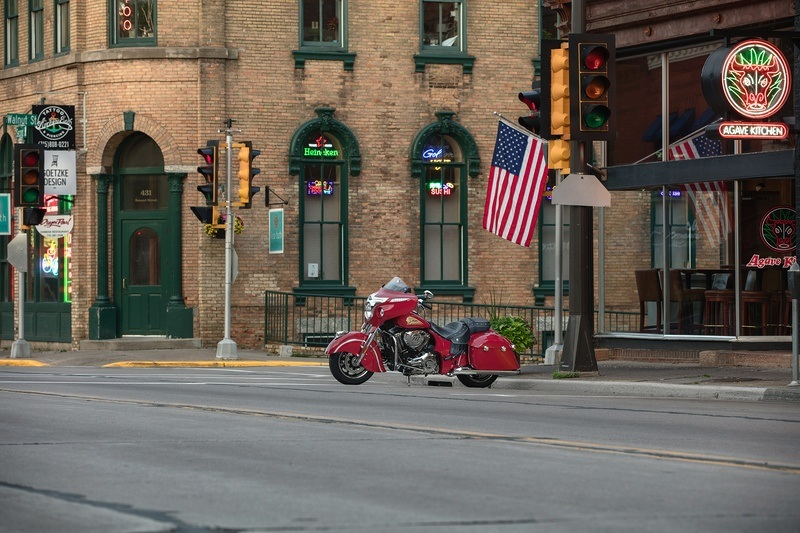 2018 Indian Chieftain® Classic in Saint Paul, Minnesota - Photo 7