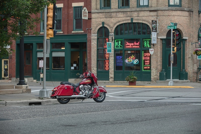 2018 Indian Chieftain® Classic in Auburn, Washington - Photo 8