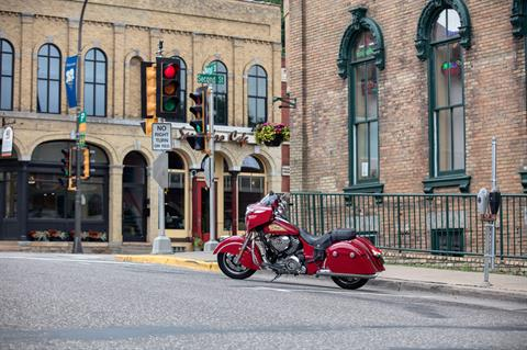 2018 Indian Chieftain® Classic in Ferndale, Washington