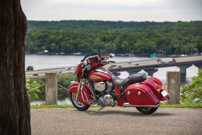 2018 Indian Chieftain® Classic in Mineola, New York