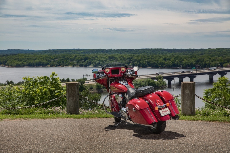 2018 Indian Chieftain® Classic in Saint Paul, Minnesota - Photo 11