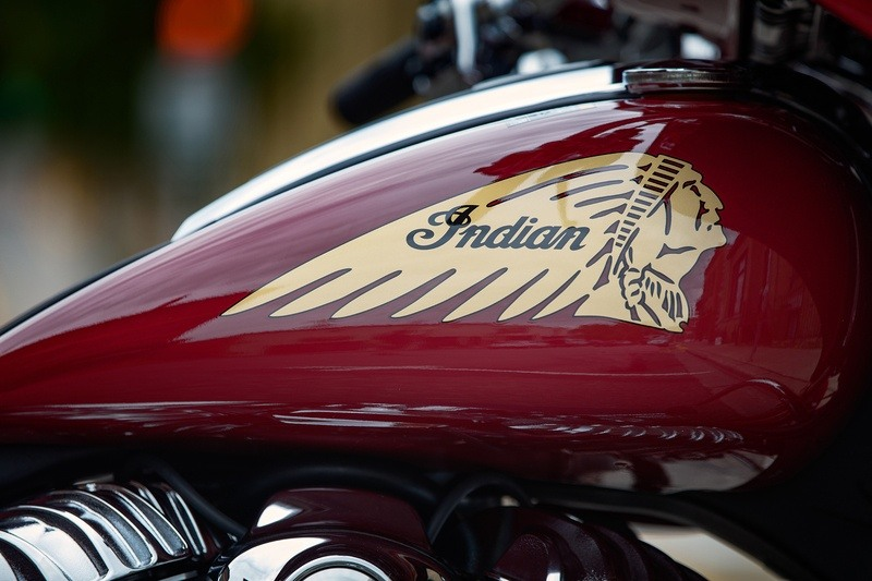 2018 Indian Chieftain® Classic in Lowell, North Carolina