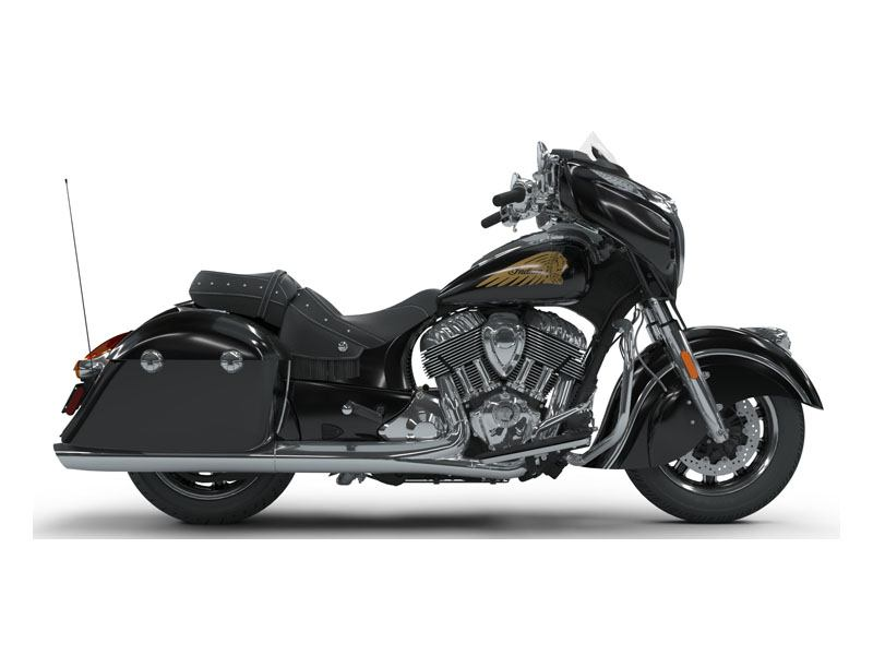 2018 Indian Chieftain® Classic in Greensboro, North Carolina