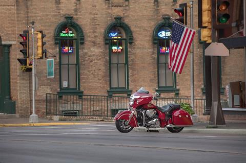 2018 Indian Chieftain® Classic in Elkhart, Indiana