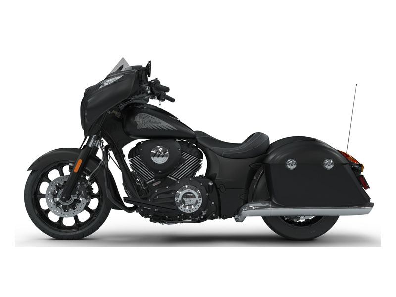 2018 Indian Chieftain Dark Horse® ABS in Fredericksburg, Virginia