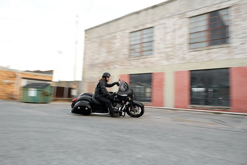 2018 Indian Chieftain® Dark Horse® ABS in Fleming Island, Florida - Photo 25