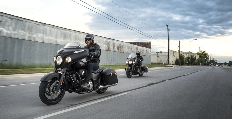 2018 Indian Chieftain Dark Horse® ABS in Muskego, Wisconsin
