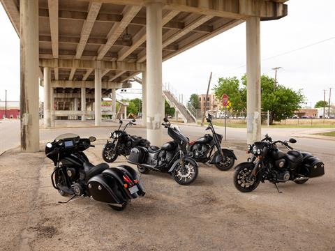 2018 Indian Chieftain® Dark Horse® ABS in Savannah, Georgia - Photo 9