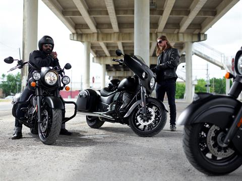 2018 Indian Chieftain® Dark Horse® ABS in Savannah, Georgia - Photo 16