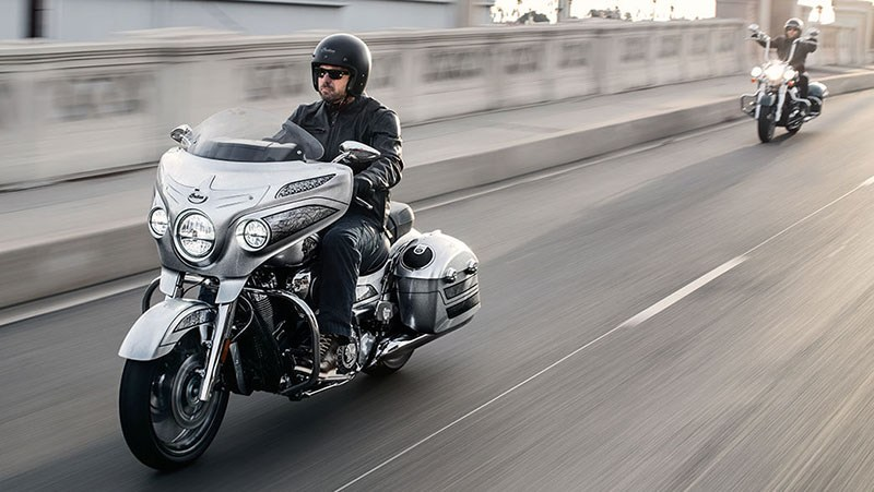 2018 Indian Chieftain Elite in Broken Arrow, Oklahoma