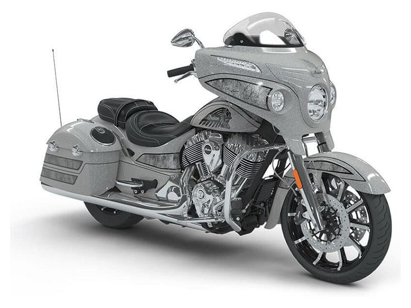 2018 Indian Chieftain Elite in EL Cajon, California