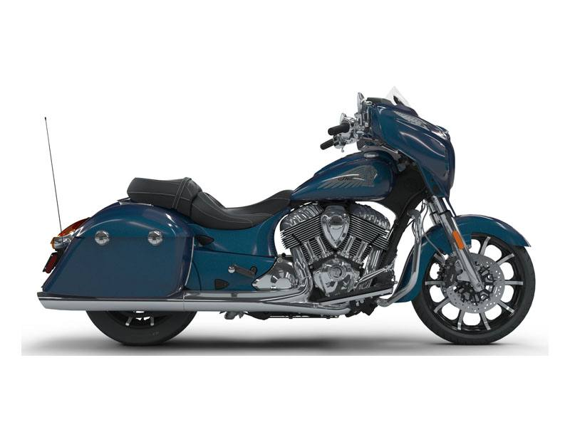 2018 Indian Chieftain® Limited ABS in Norman, Oklahoma - Photo 3