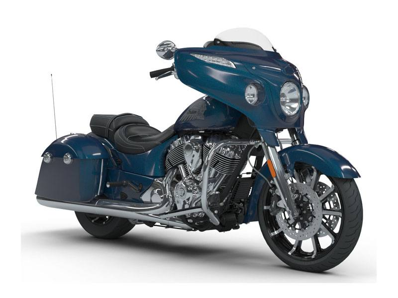 2018 Indian Chieftain® Limited ABS in Norman, Oklahoma - Photo 1