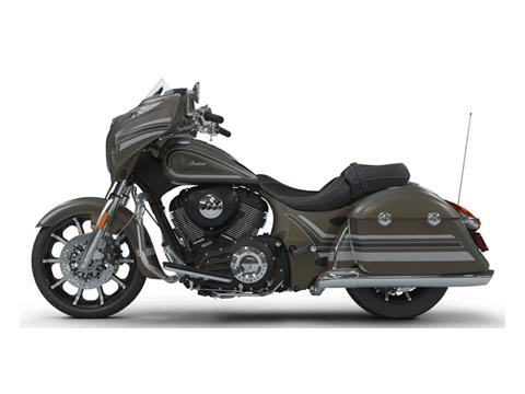 2018 Indian Chieftain® Limited ABS in Auburn, Washington - Photo 4