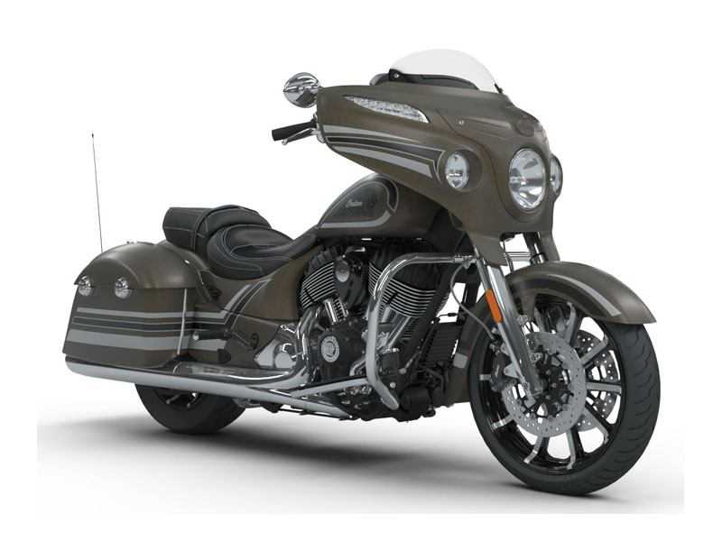 2018 Indian Chieftain® Limited ABS in Auburn, Washington - Photo 1