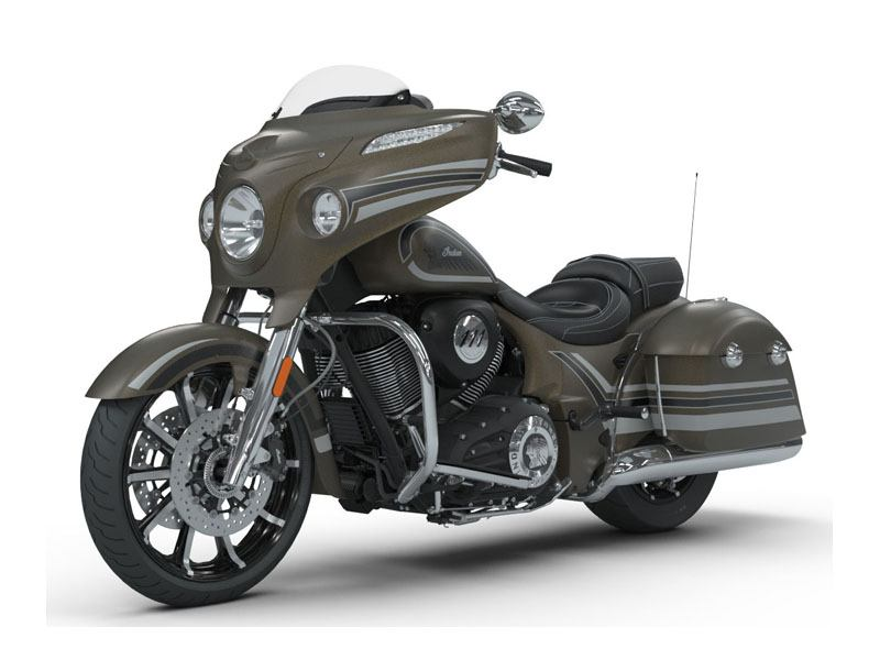 2018 Indian Chieftain® Limited ABS in Murrells Inlet, South Carolina - Photo 2