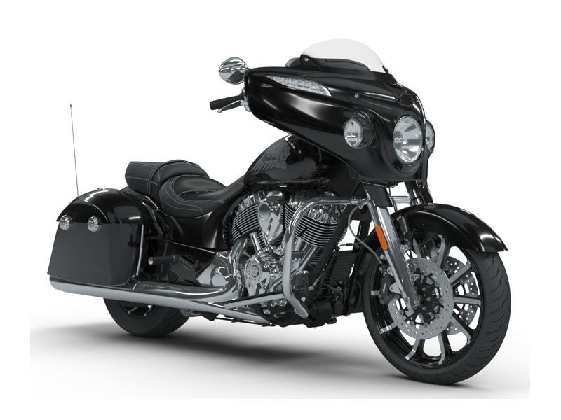 2018 Indian Chieftain® Limited ABS in Staten Island, New York