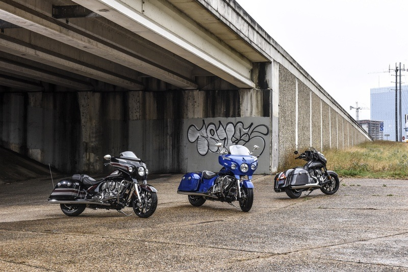 2018 Indian Chieftain® Limited ABS in Saint Rose, Louisiana