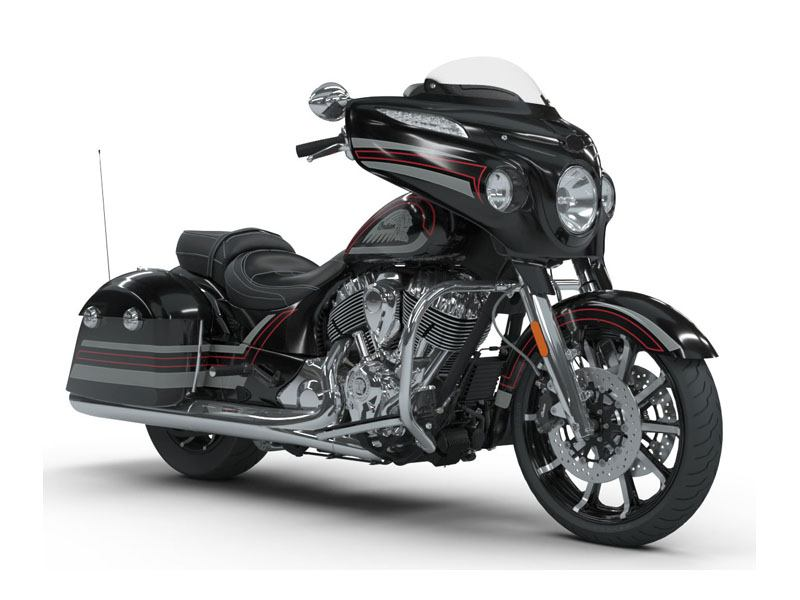 2018 Indian Chieftain® Limited ABS in Elkhart, Indiana - Photo 1