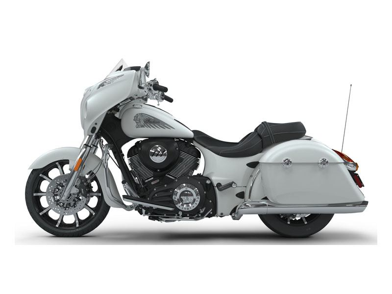 2018 Indian Chieftain® Limited ABS in O Fallon, Illinois