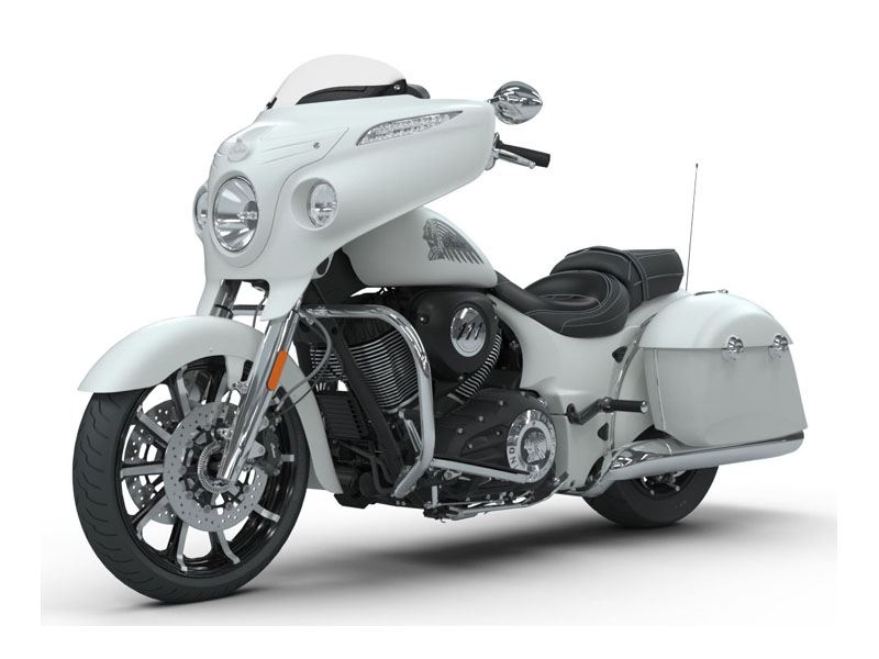 2018 Indian Chieftain® Limited ABS in Lowell, North Carolina