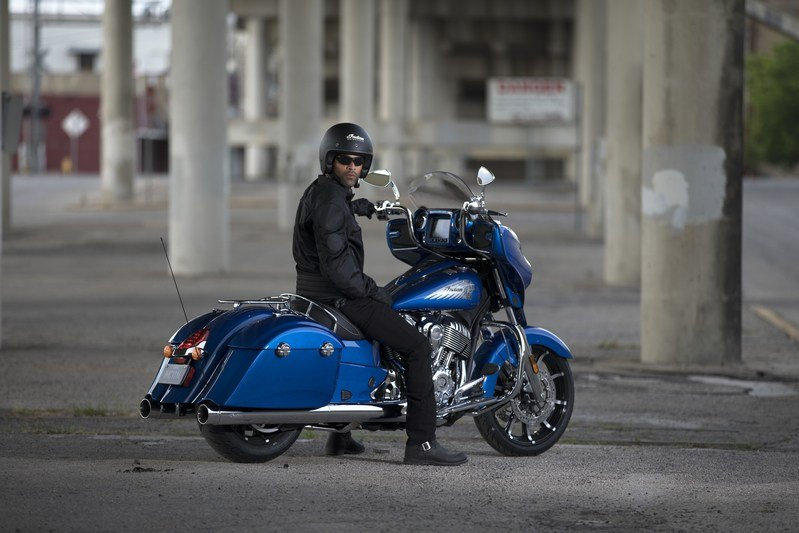 2018 Indian Chieftain® Limited ABS in Broken Arrow, Oklahoma