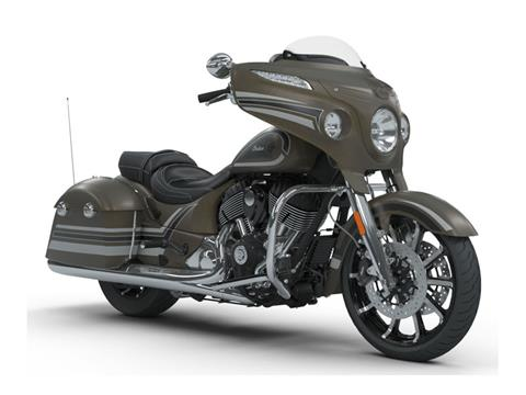 2018 Indian Chieftain® Limited ABS in Bakersfield, California - Photo 4