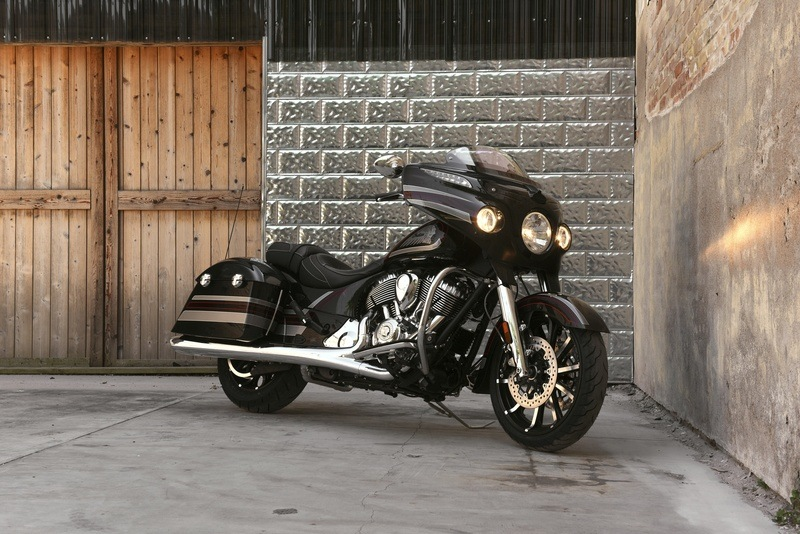 2018 Indian Chieftain® Limited ABS in Bakersfield, California - Photo 15