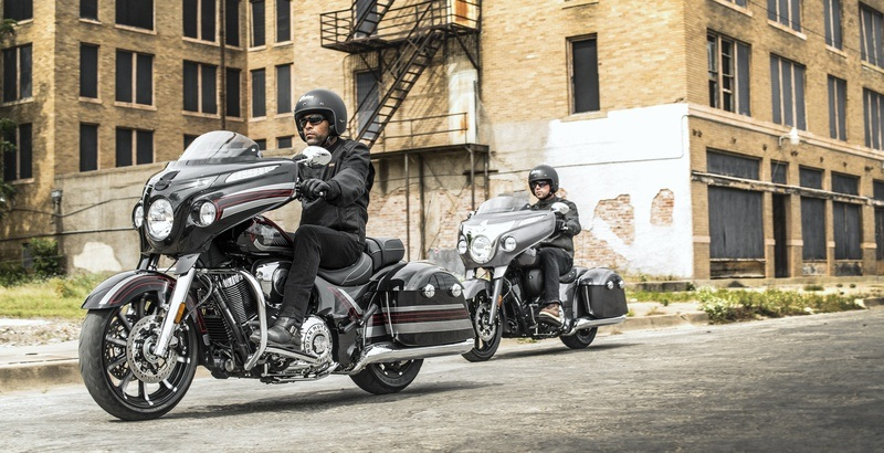 2018 Indian Chieftain® Limited ABS in Dublin, California