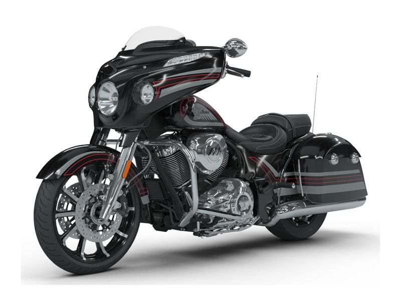 2018 Indian Chieftain® Limited ABS in Hollister, California