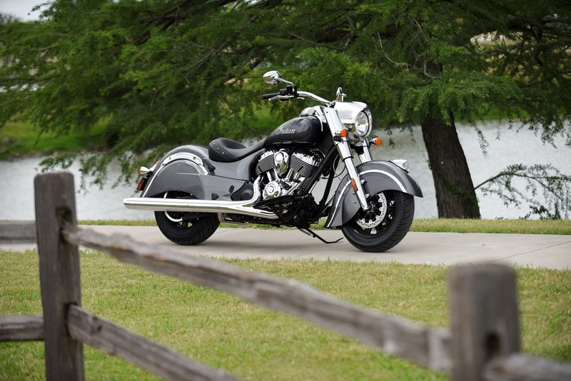 2018 Indian Chief® ABS in Auburn, Washington - Photo 8