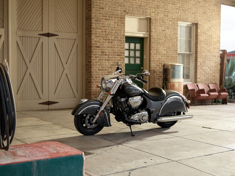 2018 Indian Chief® ABS in Fredericksburg, Virginia