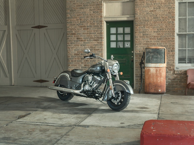 2018 Indian Chief® ABS in Ferndale, Washington - Photo 10