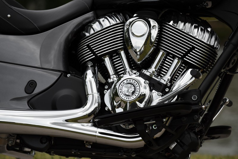2018 Indian Chief® ABS in Mineola, New York
